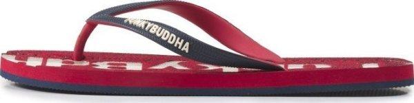 FUNKY BUDDHA FLIP FLOP ΚΟΚΚΙΝΟ FBM00105408