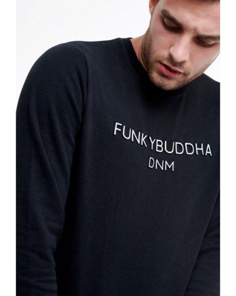 FUNKY BUDDHA ΦΟΥΤΕΡ ΜΑΥΡΟ FBM002-004-06