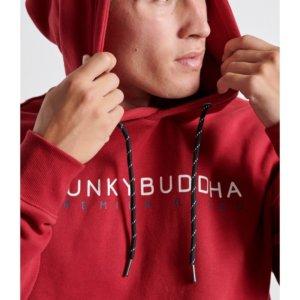 FUNKY BUDDHA ΦΟΥΤΕΡ ΜΕ ΚΟΥΚΟΥΛΑ ΚΟΚΚΙΝΟ FBM002-015-06