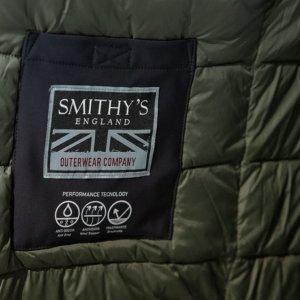 SMITHY'S JACKET MIDI ΜΕ ΚΟΥΚΟΥΛΑ ΜΠΛΕ ΣΚΟΥΡΟ BSW20-MC17721