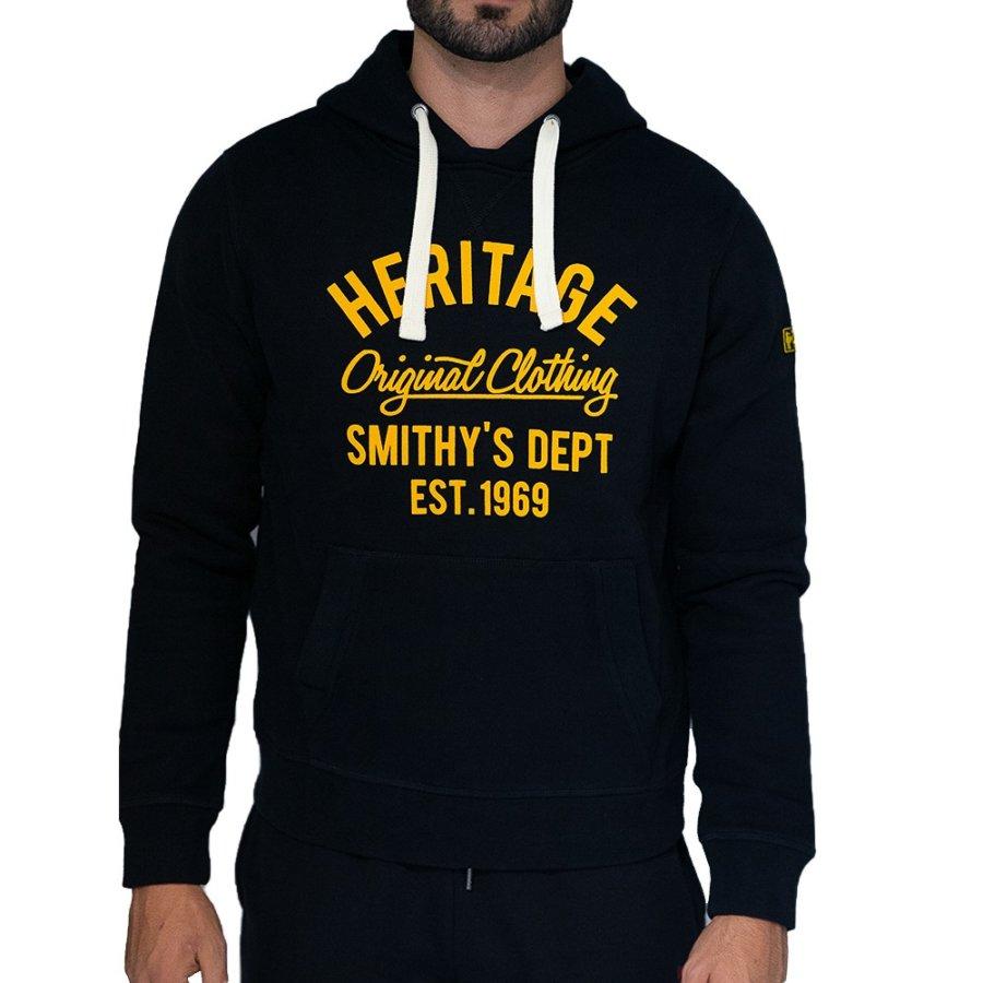 SMITHY'S ΦΟΥΤΕΡ ΜΕ ΚΟΥΚΟΥΛΑ ΜΑΥΡΟ BSW20-MF17219