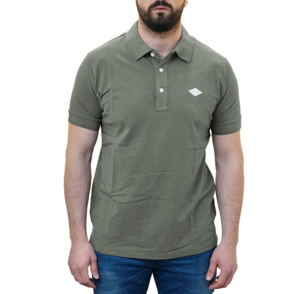 REPLAY POLO ΧΑΚΙ M3070.000.22696G.314