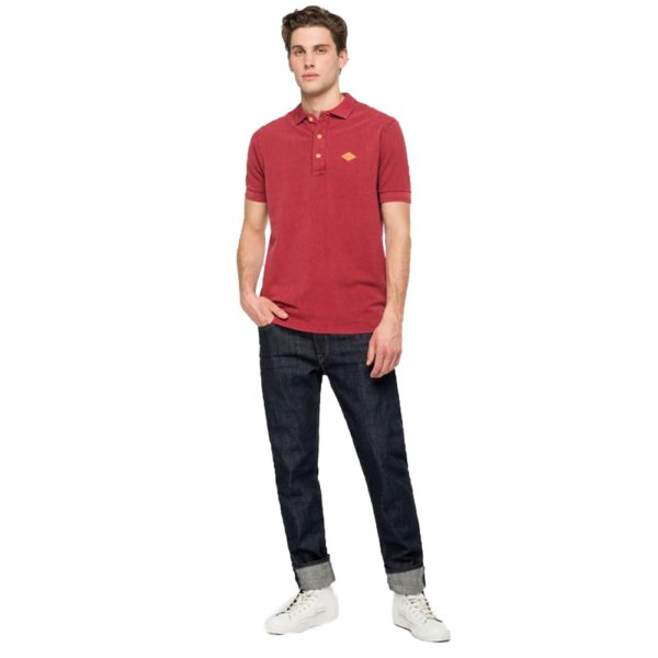 REPLAY POLO ΚΕΡΑΜΙΔΙ M3070.000.22696M.352