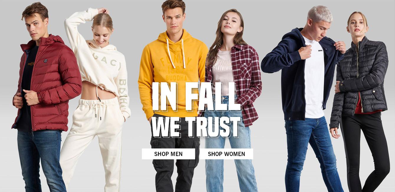 In Fall We Trust
